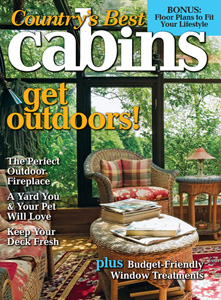 Country's Best Cabins, June 2012