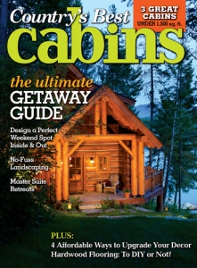 Country's Best Cabins, August 2011