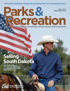 Parks & Recreation, May 2015