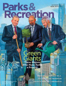 Parks & Recreation, October 2012