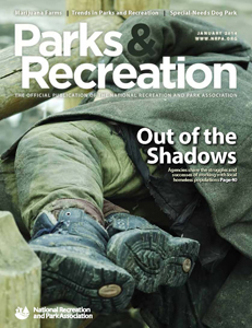 Parks & Recreation, January 2014