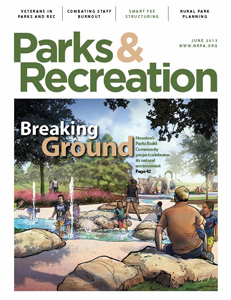 Parks & Recreation, June 2013